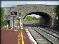 Ennis Railway Station, County Clare