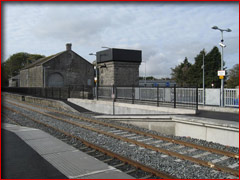 Gort Railway Station, County Galway