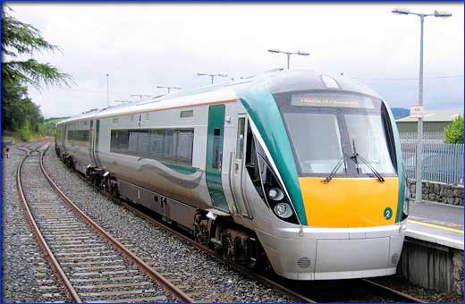 Intercity - Irish Rail
